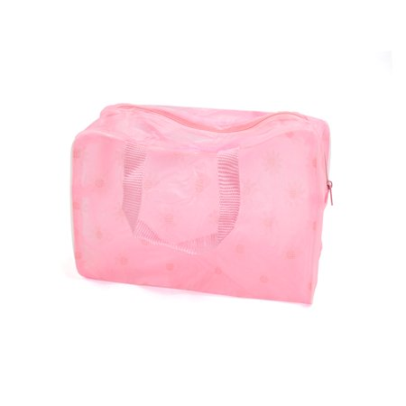 e37c4ac83e2a Cosmetic Bags Travel Makeup Storage Case Toiletry Bag Pouch Waterproof  Transparent