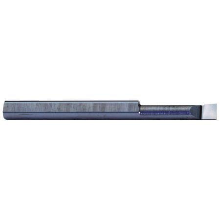 SCIENTIFIC CUTTING TOOLS B110200A Boring Bar,TiAlN,0.11 In Bore,0.2 In Cut