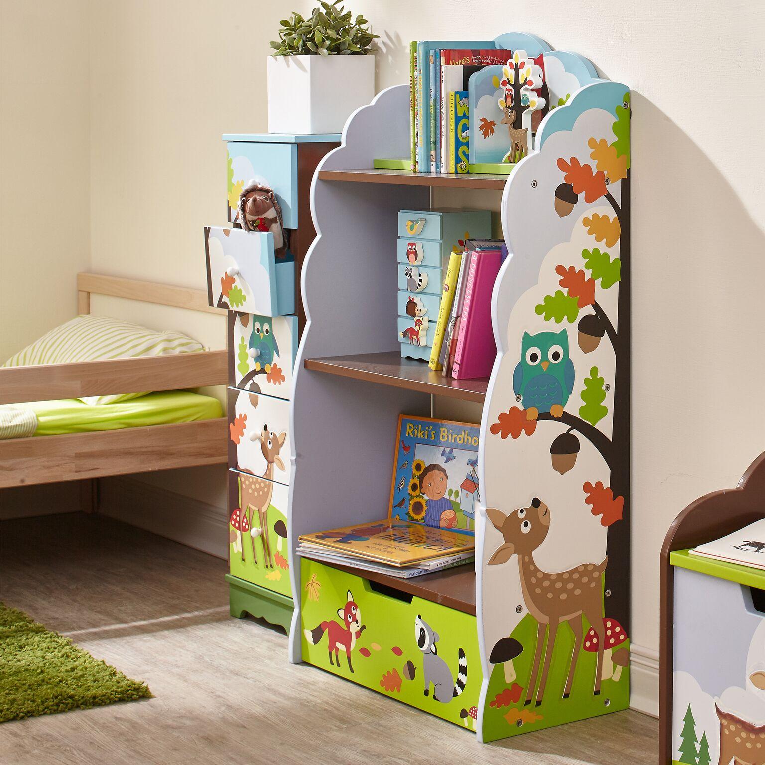 Fantasy Fields - Enchanted Woodland Bookshelf
