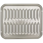 Range Kleen Porcelain Stick-Free Broiler Pan With Chrome Grill