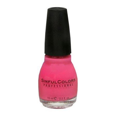 Sinful Colors Professional Nail Polish, Feeling - Really Easy Halloween Nails