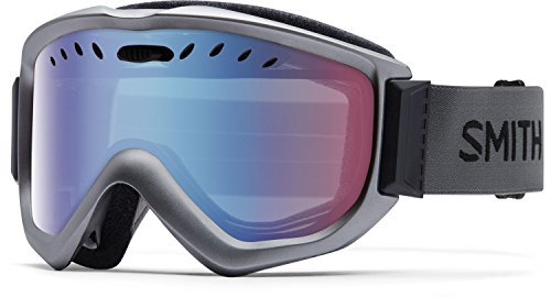 Smith Optics Knowledge OTG Adult OTG Series Snocross Snowmobile Goggles Eyewear Black   Ignitor Mirror   Large by Smith Optics