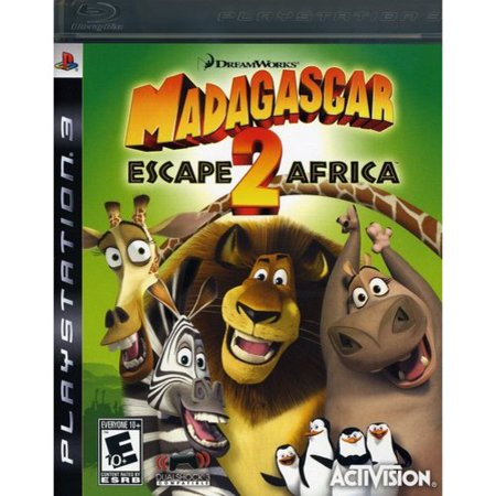 Madagascar 2: Escape 2 Africa (PS3)