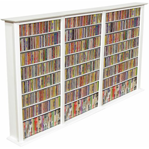 Rebrilliant Large Triple Media Rack by