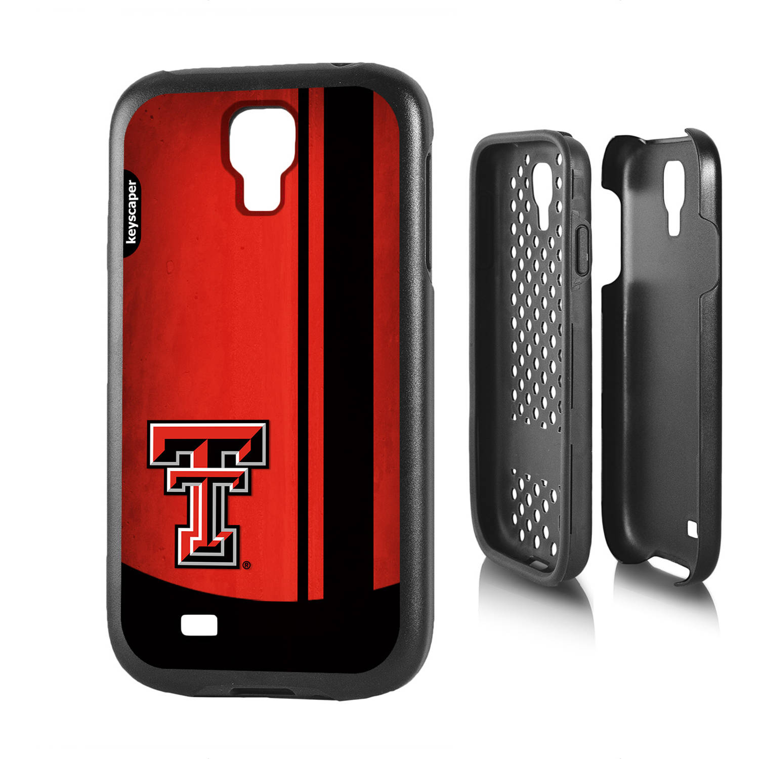 Texas Tech Red Raiders Galaxy S4 Rugged Case