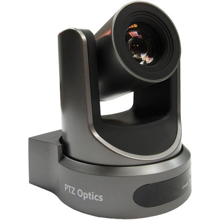 PTZ Optics PT20X-SDI-GY-G2 20x Optical Zoom SDI PTZ Camera (Gray,