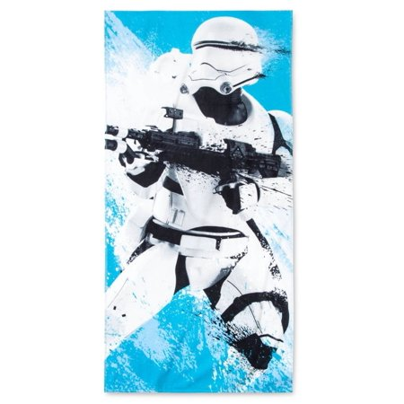 - Star Wars Blue Flame Storm Trooper Beach Towel - 28 x 58, Disney Star Wars Blue Flame Trooper beach towel By Jay Franco Ship from US