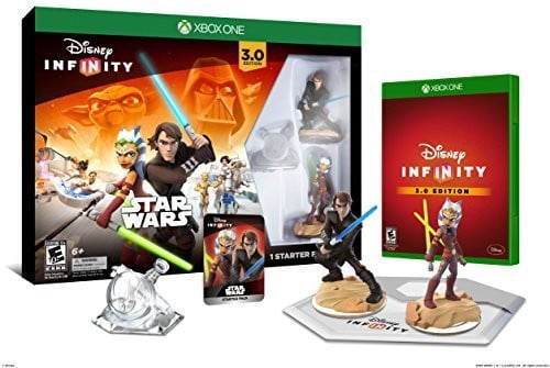 Disney Infinity 3.0: Star Wars Starter Pack for Xbox One by DISNEY SOFTWARE