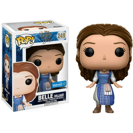 Funko POP Disney: Beauty and the Beast Live Action, Village Belle Walmart Exclusive