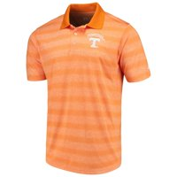 Men's Russell Athletic Tennessee Orange Tennessee Volunteers Classic Striped Polo