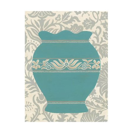 - Pottery Patterns IV Print Wall Art By June Erica Vess