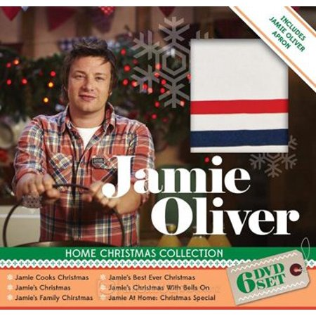 Jamie Oliver - Home Christmas Collection - 6-DVD Box Set ( Jamie's Christmas / Jamie's Family Christmas / Jamie Cooks Christmas / Jamie's Best Ever Ch [ NON-USA FORMAT, PAL, Reg.0 Import - Australia (Best Christmas Crackers Australia)