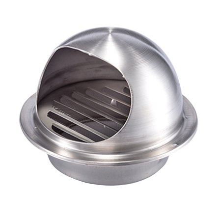 Stainless Steel Air Cap Lampblack Suction Machine Round Wall Vent Outlet External Extractor; Stainless Steel Air Cap Lampblack Suction Machine Wall Vent Outlet Wall Cap Vent