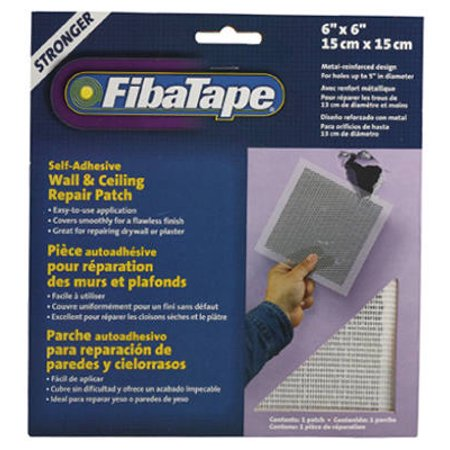 Wall & Ceiling Repair Patch, Perforated AI, 6 X 6
