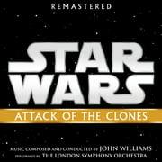 John Williams - Star Wars: Attack Of The Clones Soundtrack - CD