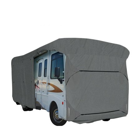 Waterproof RV Cover Motorhome Camper Travel Trailer  25' 26' 27' Class A B