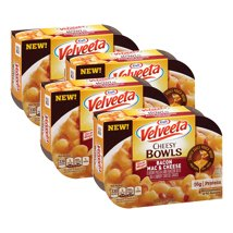 Mac & Cheese: Velveeta Cheesy Bowls