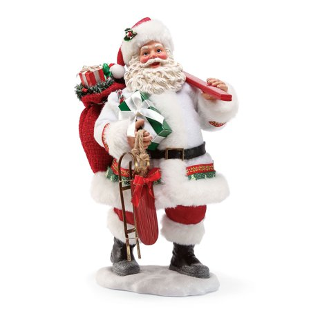 Department 56 Possible Dreams Santa 6000696 Snow Toys 2018 ()