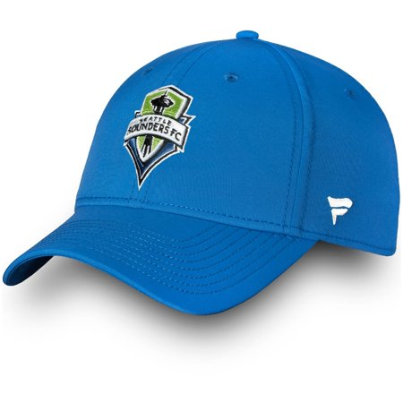 Seattle Sounders FC Fanatics Branded Elevated Speed Flex Hat - Blue ()