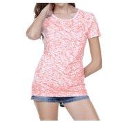 Kavio Juniors Static Jersey Print Crew Neck Short Sleeve, Style JJP0648