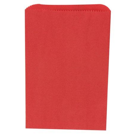 JAM Paper Merchandise Bags, Small, 6 1/4