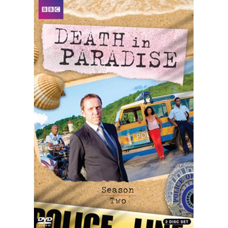 Death in Paradise: Season 2 (DVD) (Death In Paradise The Wrong Man Cast)