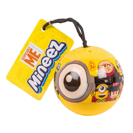 Despicable Me 3 Mineez Minions Blind Ball](Despicable Me Minion Toys)