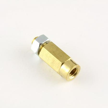 Brass Standard Top Post Mount Adapter Accessory Bolt (1 per pack)