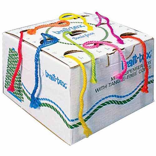 Trait-tex Neon Yarn Mini Dispenser Box