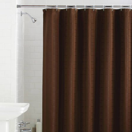 Mainstays Everett Shower Curtain Collection At Home Territory