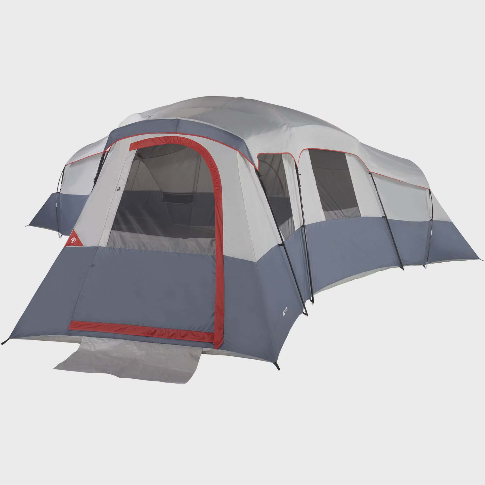 Ozark Trail 20-Person 4-Room Cabin Tent with Mud Mat by Campex (BD) Limited