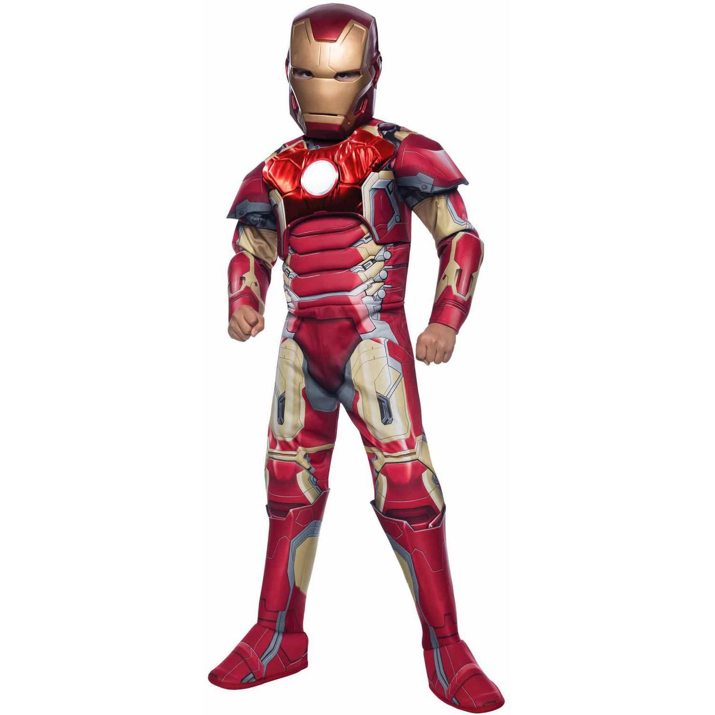 Iron Man Mark 43 Child Halloween Costume
