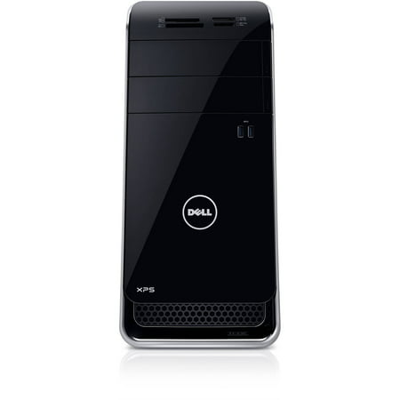 Dell Black XPS 8700 Desktop PC with Intel Core i7-4790 Processor, 8GB Memory, 1TB Hard Drive and Windows 10 Home (Monitor Not Included)