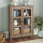 10 spring street farmhouse 2 shelf bookcase for 10 spring street hinsdale side table