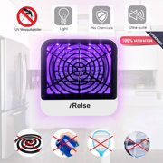 2020 Best Electric Mosquito Killer Lamp, Indoor Mosquito Catcher w/ UV LED Light Insect Bug Zapper Fly Trap Pest Control Non-Toxic Noiseless No Radiation Child Pet Safe Outdoor Home Bedroom Camping