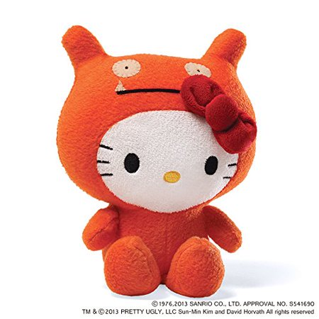 Uglydoll Hello Kitty - Wage - Hello Kitty Build A Bear Halloween