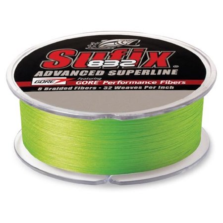 024777669055 upc sufix 832 braid line 600 yards neon for Walmart braided fishing line