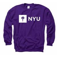 NCAA Adult Arch & Logo Gameday Crewneck Sweatshirt (Purdue Boilermakers - Gray, XX-Large)