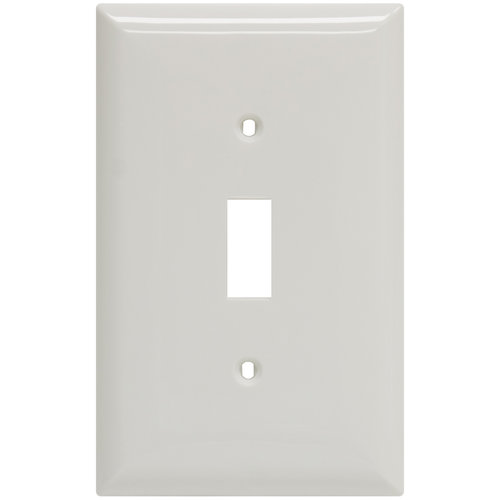 GE Oversized Toggle Wall Plate