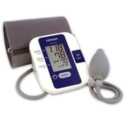 Omron Adult Arm Blood Pressure Monitor Manual 1-Tube HEM-432CN2 1