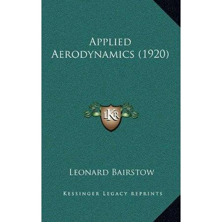 Applied Aerodynamics  1920