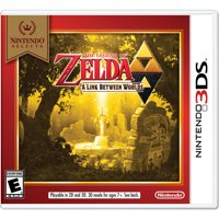 The Legend of Zelda: A Link Between Worlds (Nintendo Selects), Nintendo, Nintendo 3DS, 045496744984