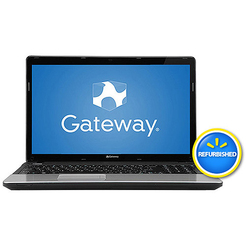 "Gateway Refurbished Black 15.6"" NE-56R31U Laptop PC with Intel Celeron B830 Processor and Windows 8 Operating System"