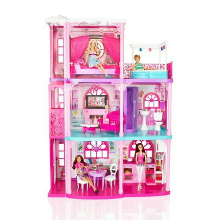 Mattel Barbie 3 Story Dreamhouse