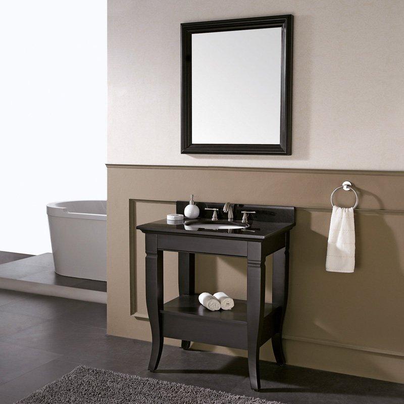 Avanity MILANO-VS30 Milano 30-in. Single Bathroom Vanity with Optional Mirror