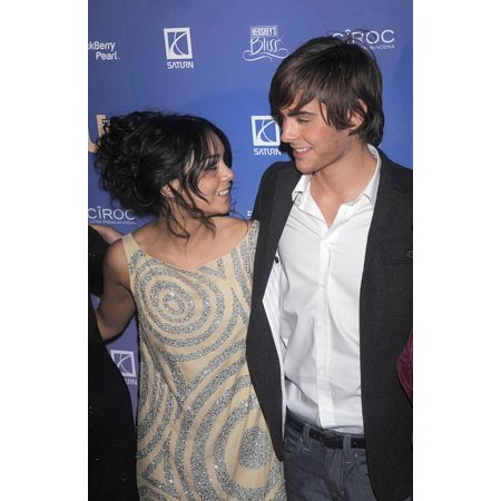 Vanessa Hudgens Zac Efron At Arrivals For Us Weekly Hot Hollywood Party Skylight New York Ny October 21 2008 Photo By Kristin CallahanEverett Collection Celebrity - Vanessa Hudgens Halloween