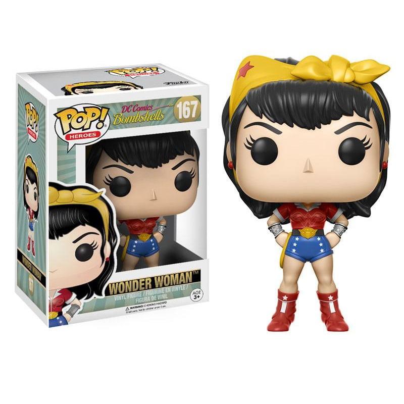 FUNKO POP! HEROES: DC BOMBSHELLS - WONDER WOMAN