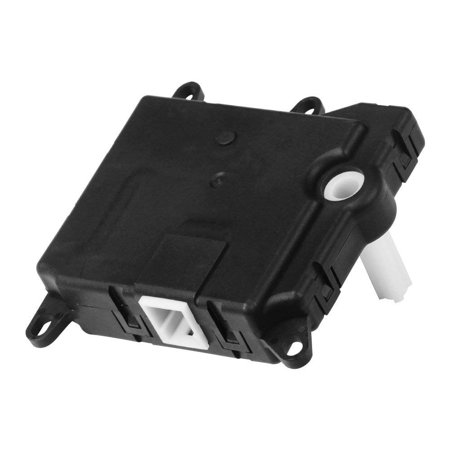 Rear Blend Door Actuator - Replaces# 604-213, 1L2Z19E616BA, YH-1743 - Fits Ford Expedition, Explorer, Lincoln Navigator, Aviator, Mercury Mountaineer - Auxilliary Mode Temperature Replacement (2004 Ford Expedition Rear Blend Door Actuator Location)
