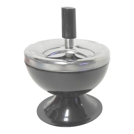 Dependable Products Art Deco Spinning Ashtray