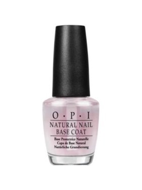 OPI Natural Nail Polish, Base Coat, 0.5 Fl Oz